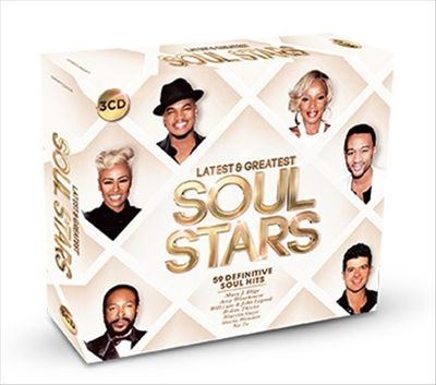 Latest & Greatest Soul Stars