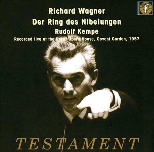 Richard Wagner: Der Ring des Nibelungen [Box Set]