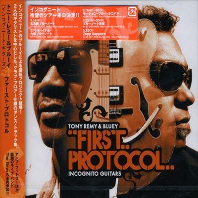 First Protocol: Incognito Guitars