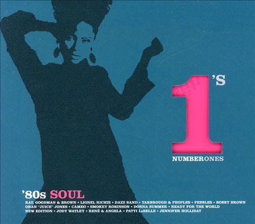 Number 1's: '80s Soul