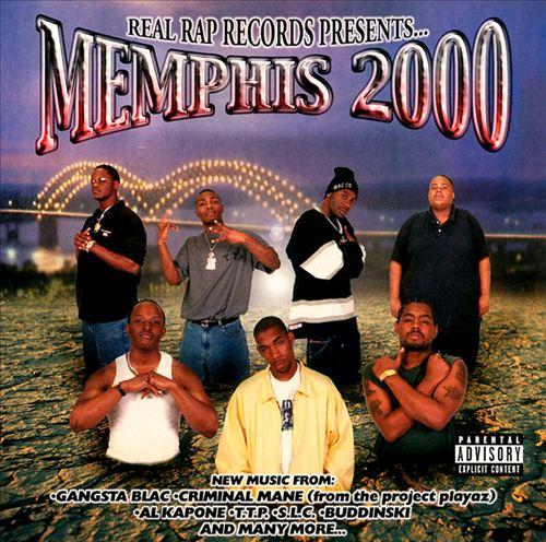 Real Rap Records Presents Memphis 2000
