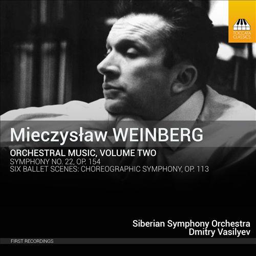 Weinberg: Orchestral Music, Vol. 2