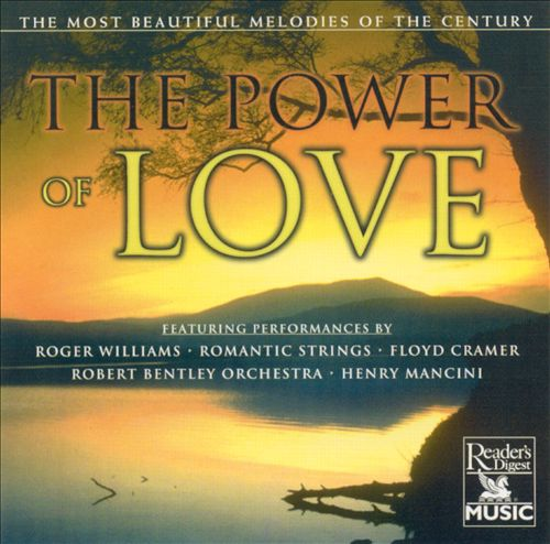 Most Beautiful Melodies of the Century: The Power of Love