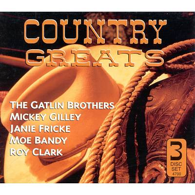 Country Greats [Intersound Box]