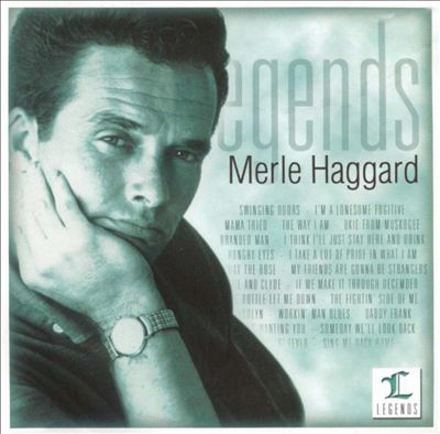 Legends: Merle Haggard