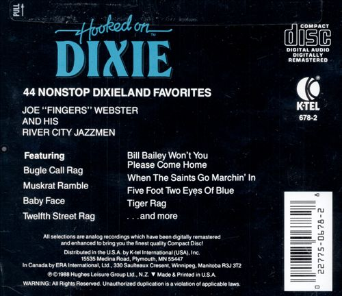Hooked on Dixie