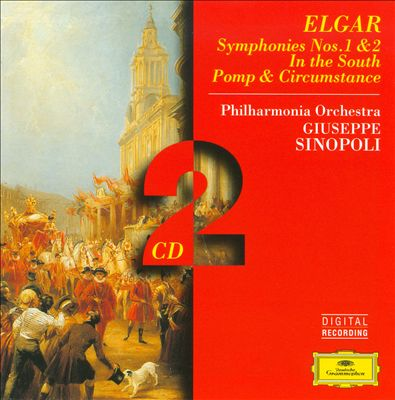 Elgar: Symphonies Nos. 1 & 2; In the South; Pomp & Circumstances [Germany]