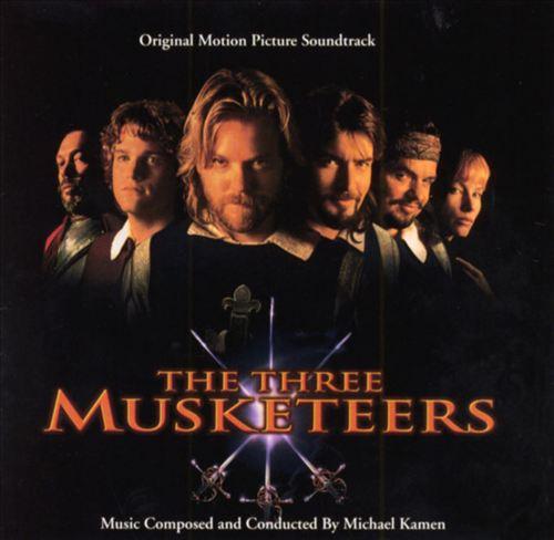 The Three Musketeers [Original Sountrack]