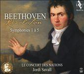 Revolution: Beethoven - Symphonies 1 á 5