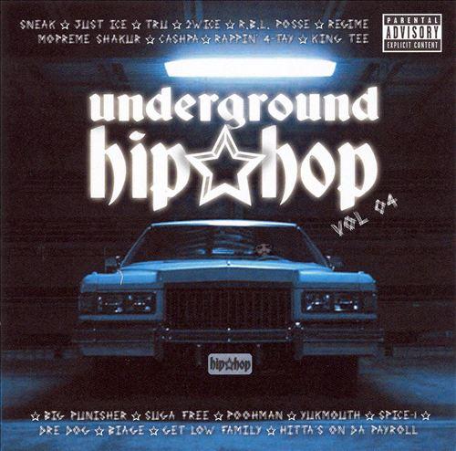 Underground Hip Hop, Vol. 04 [Mo Beatz]