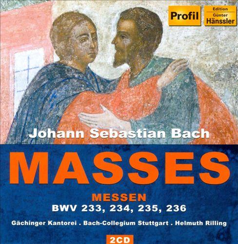 Bach: Masses