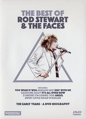 The Best of Rod Stewart Featuring the Faces
