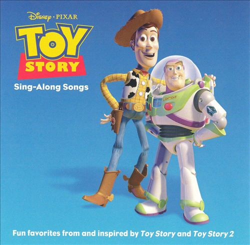 Toy Story [Read-Along Box Set]