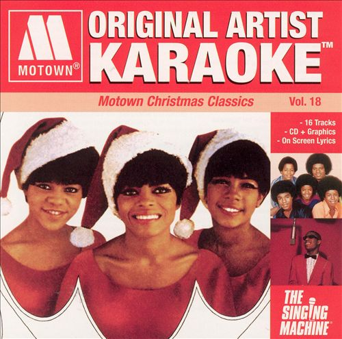 Original Artist Karaoke: Motown Christmas Classics, Vol. 18