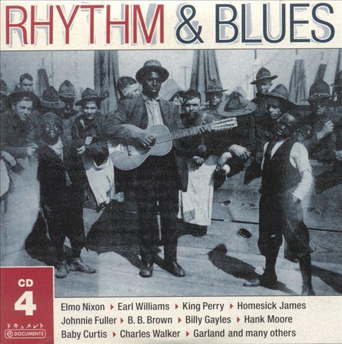 Rhythm & Blues, Vol. 4