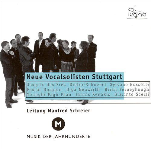Neue Vocalisten Stuttgart: Porträt