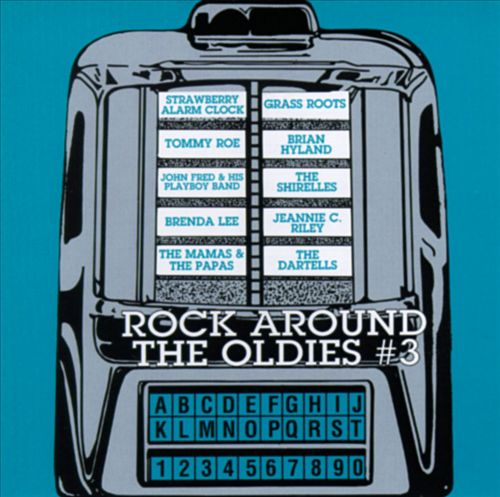 Rock Around the Oldies, Vol. 3 [Universal Special Products]