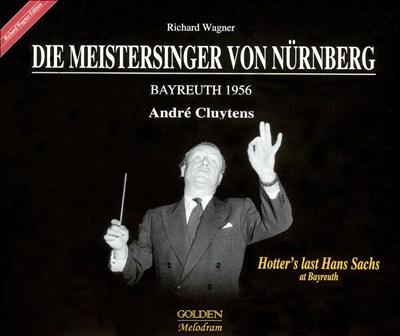 Wagner: Die Meistersinger von Nürnberg (Bayreuth, 1956)