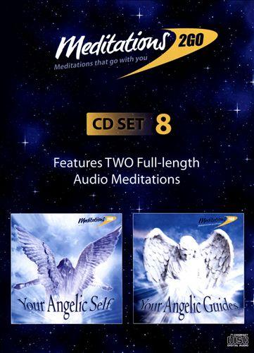 Meditations 2 Go: CD Set, Vol. 8