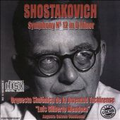 Shostakovich: Symphony No. 12 in D minor