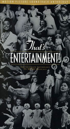 That's Entertainment! The Ultimate Anthology of M-G-M Musicals [TCM]