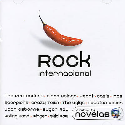 Rock Internacional: O Melhor das Novelas