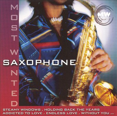 Most Wanted Saxophone