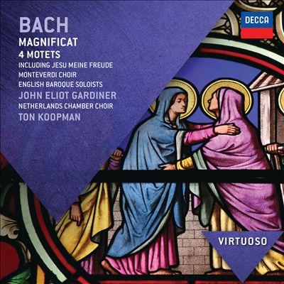 Bach: Magnificat; 4 Motets
