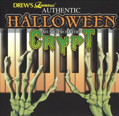 Drew's Famous Authentic Halloween Music