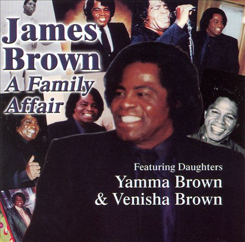 James Brown: A Family Affair