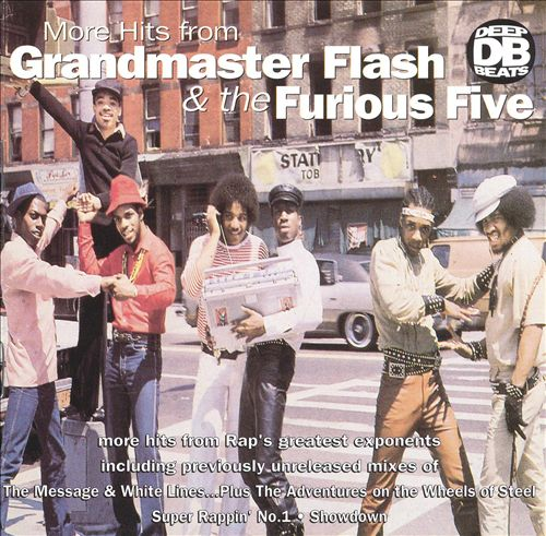 More Hits from Grandmaster Flash & the Furious Five, Vol. 2