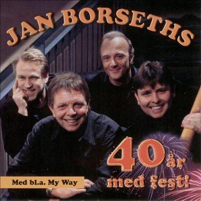 40 År Med Fest!