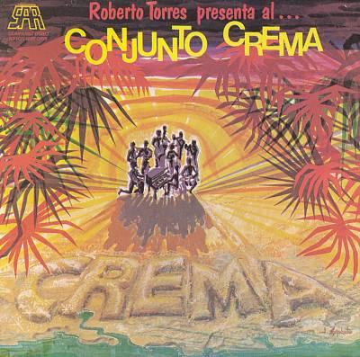 Conjunto Crema