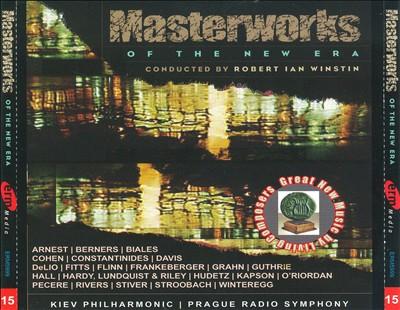 Masterworks of the New Era, Vol. 15