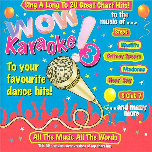 Wow! Karaoke, Vol. 3