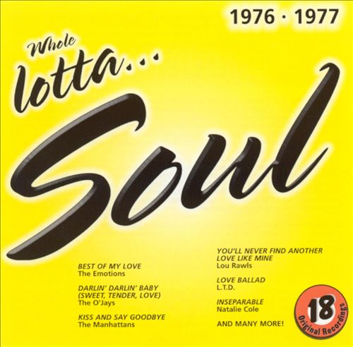 R&B Relix: 1976-1977