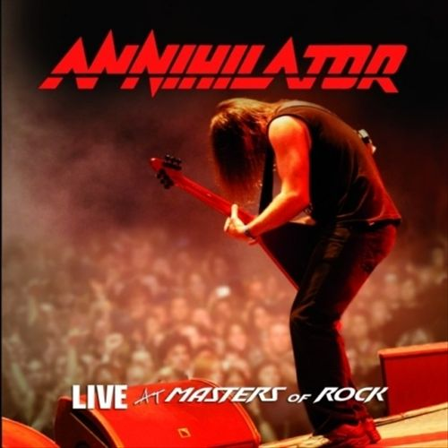 Live at Masters of Rock