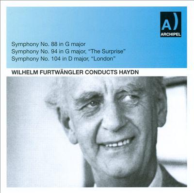 Haydn: Symphony Nos. 88, 94 & 104