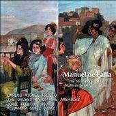 Manuel de Falla: The Three-Cornered Hat; Nights in the Gardens of Spain