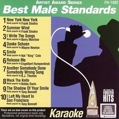 Karaoke: Best Male Standards