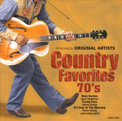 Country Favorites: 70's