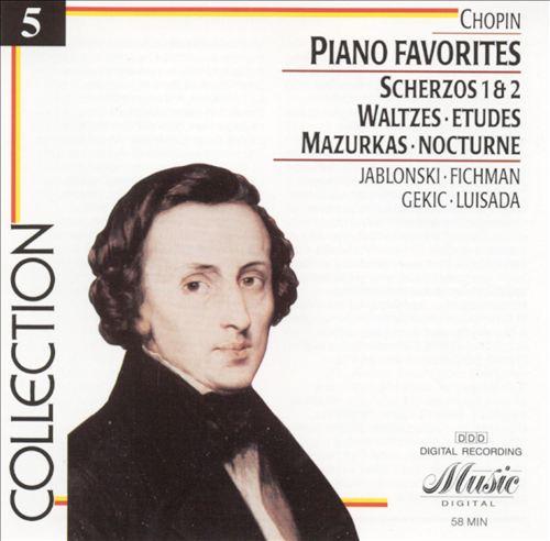 Chopin: Piano Favorites