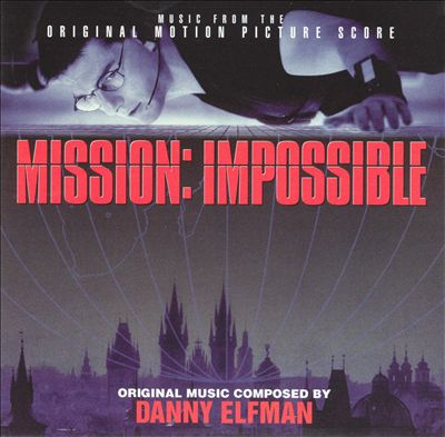 Mission: Impossible [Original Motion Picture Soundtrack]