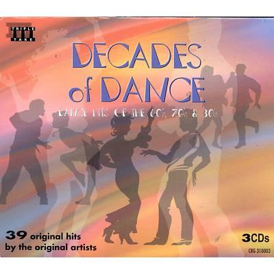 Decades of Dance 60's 70's & 80's