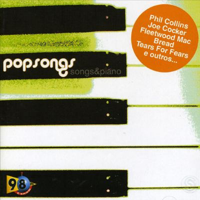 Pop Songs: Songs & Piano