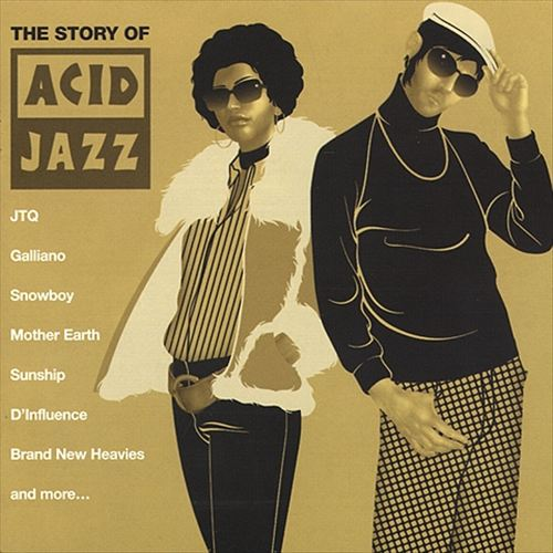 The Story of Acid Jazz