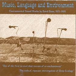 Music, Language and Environment