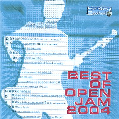 Best of Open Jam 2004