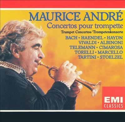 Maurice André plays Trumpet Concertos