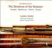 Jean-Nicolas Savary: The Stradivari of the Bassoon